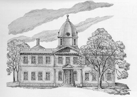 Historical Images Of The Maryland State House Maryland