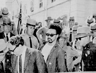 H. Rap Brown after the Cambridge Riots