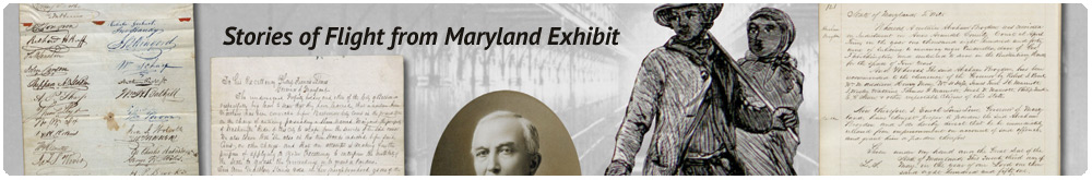 Stories of Flight from Maryland Exhibit