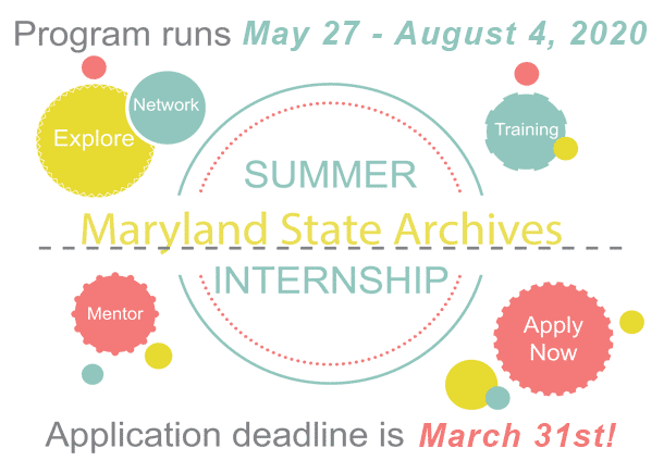 Apply for an internship by March 31