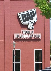 [photo, DAP world headquarters, Baltimore, Maryland]