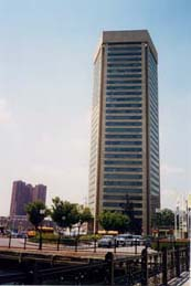 [photo, World Trade Center (a pentagonal building), 401 East Pratt St., Baltimore, Maryland]