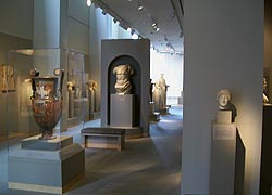 [photo, Roman & Greek Galleries, Walters Art Museum, 600 North Charles St., Baltimore, Maryland]