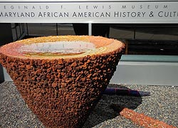 [photo, .Reginald F. Lewis Museum of Maryland African-American History & Culture, Baltimore, Maryland]