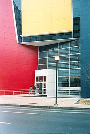 [photo, Reginald F. Lewis Museum of Maryland African-American History & Culture, 830 East Pratt St., Baltimore, Maryland]