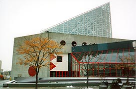 [photo, National Aquarium in Baltimore, Pier III, Baltimore Inner Harbor, 501 East Pratt St., Baltimore, Maryland]