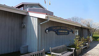 [photo, Calvert Marine Museum,  Solomons Island Road, Solomons, Maryland]