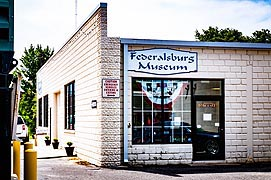 [photo, Federalsburg Area Heritage Museum, 100 Covey-Williams Alley, Federalsburg, Maryland]