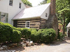 [photo, Josiah Henson Site, 11420 Old Georgetown Road, North Bethesda, Maryland]