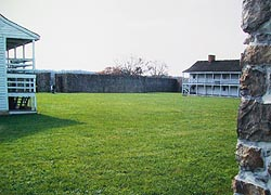 [photo, Fort Frederick, Washington County, Maryland]