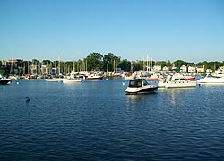 [photo, Spa Creek, Annapolis (Anne Arundel County), Maryland]