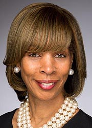 [photo, Catherine E. Pugh, Mayor, Baltimore, Maryland]