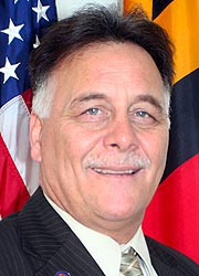 [photo, Johnny Ray Salling, Maryland State Senator]