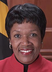 [photo, Gwendolyn T. Britt, State Senator]
