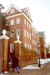 [photo, Miller Senate Office Building, 11 Bladen St., Annapolis, Maryland]