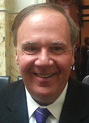 [photo, Robert B. Long, Maryland State Delegate]