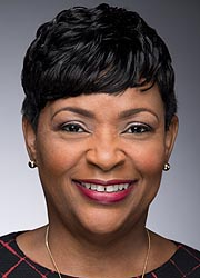 [photo, Adrienne A. Jones, Maryland State Delegate]