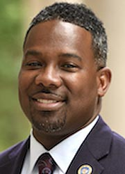 [photo, Tony Bridges, Maryland State Delegate]