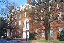 [photo, House Office Building, 6 Bladen St. (from College Ave.), Annapolis, Maryland]