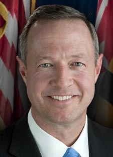[photo, Martin J. O'Malley, Governor of Maryland]