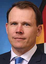[photo, Matthew A. Clark, Chief of Staff, Maryland Office of Governor]