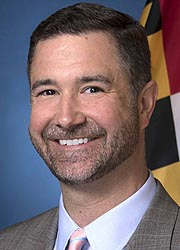 [photo, Stephen E. Schatz, Deputy Chief of Staff, Maryland Governor's Office]