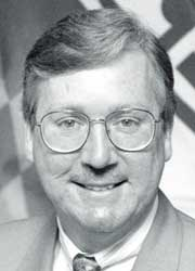 [photo, Robert L. Walker, Maryland Secretary of Agriculture]