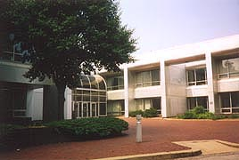 [photo, Wayne A. Cawley, Jr. Building, 50 Harry S Truman Parkway, Annapolis, Maryland]