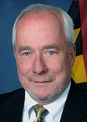 [photo, David W. Edgerley, Maryland Secretary of Business & Economic Development]