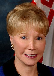 [photo, Nancy S. Grasmick, Maryland State Superintendent of Schools]