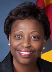 [photo, Lillian M. Lowery, State Superintendent of Schools]