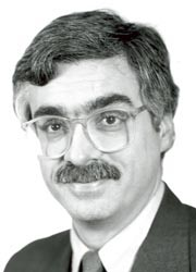 [photo, Robert Perciasepe, Maryland Secretary of the Environment]