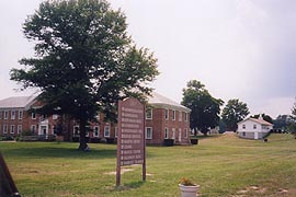 [photo, Springfield Hospital Center, Sykesville, Maryland]