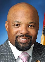 [photo, Brian L. Wilbon, Maryland Acting Secretary of Human Resources]