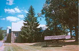 [photo, Victor Cullen Center, Sabillasville, Maryland]