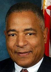 [photo, Kenneth C. Montague, Jr., Maryland Secretary of Juvenile Services]