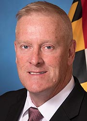 [photo, Robert L. Green, Maryland Secretary of Public Safety & Correctional Services]