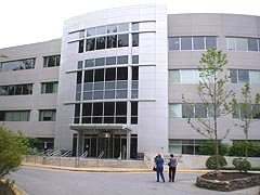 [Dept. of Transportation Building, 7201 Corporate Center Drive, Hanover, Maryland]