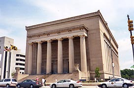 [photo, War Memorial Building, Gay St., Baltimore, Maryland]