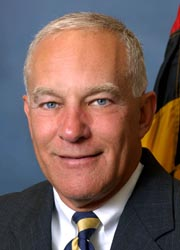 [photo, John A. Sabatini, Jr., Maryland Acting Secretary of Higher Education]