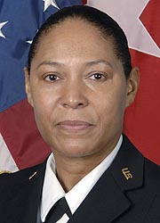 [photo, Linda L. Singh, Adjutant General]