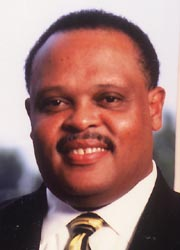 [photo, Calvin W. Lowe, President, Bowie State University]