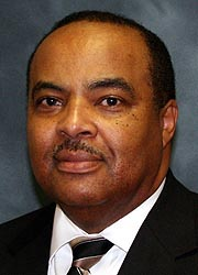[photo, Reginald S. Avery, President, Coppin State University]