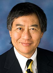 [photo, Wallace D. Loh, President, University of Maryland, College Park]