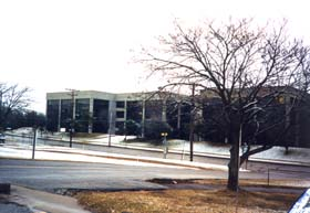 [photo, Tawes State Office Building (wings E & D), view from Taylor Ave., Annapolis, Maryland]