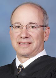 [photo, Stuart R. Berger, Court of Special Appeals Judge]