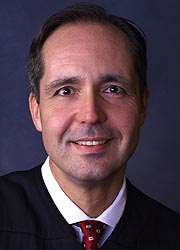 [photo, Douglas R. M. Nazarian, Court of Special Appeals Judge]