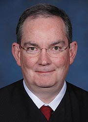 [photo, Christopher B. Kehoe, Court of Special Appeals Judge]