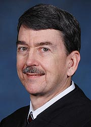 [photo, Patrick L. Woodward, Court of Special Appeals Judge]