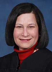 [photo, Ellen L. Hollander, U.S. District Court Judge (Maryland)]